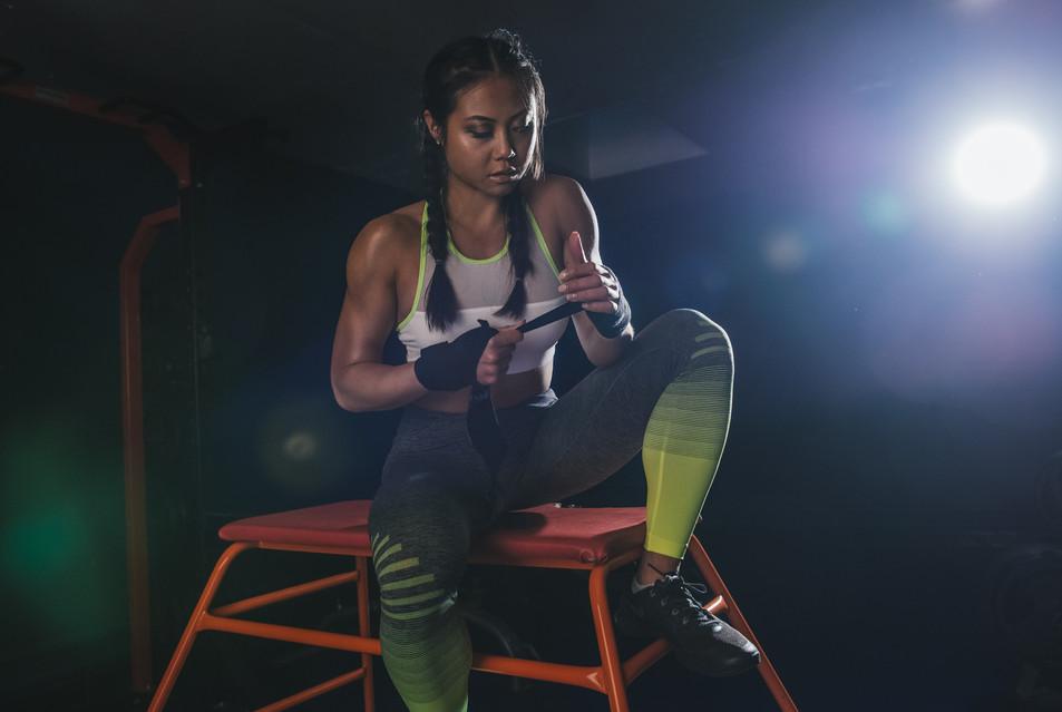Jayne Lo - A Training Day