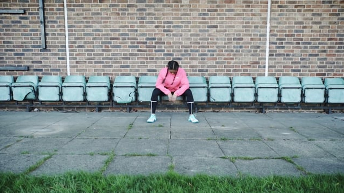 ALEX SIMPSON ON FILM - Jayne Lo -Training Game
