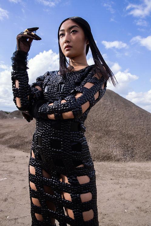 ikigai dress black *coming soon