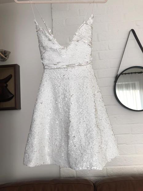 Ellie's Wedding Party Dress