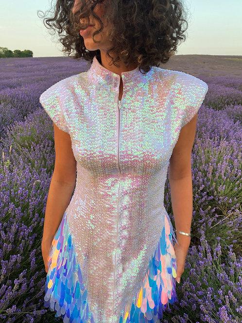 Lavender Disuko Dress * PRE ORDER