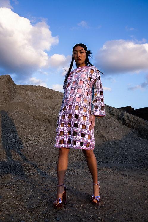 incognito kimono pink