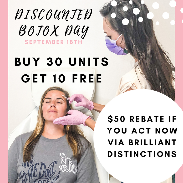 Wrinkle Free Botox Party