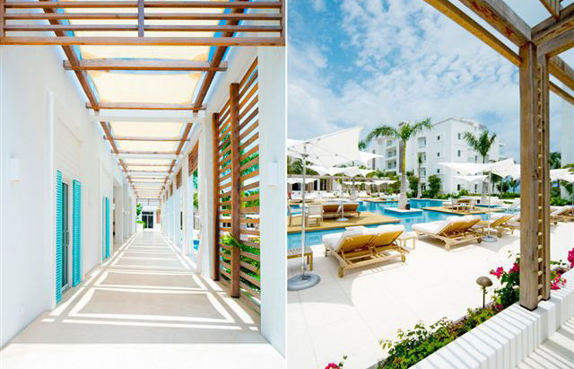 (Living in Urban Luxury) THE GANSEVOORT HOTEL TURKS AND CAICOS ISLANDS