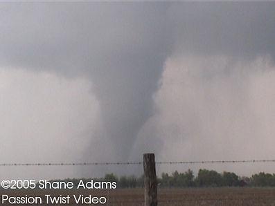 Galesburg, KS -April 21, 2005
