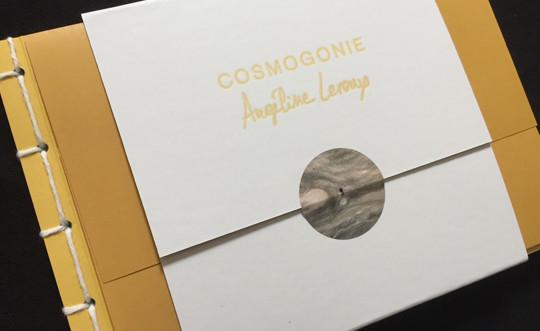 cosmogonie, angeline leroux