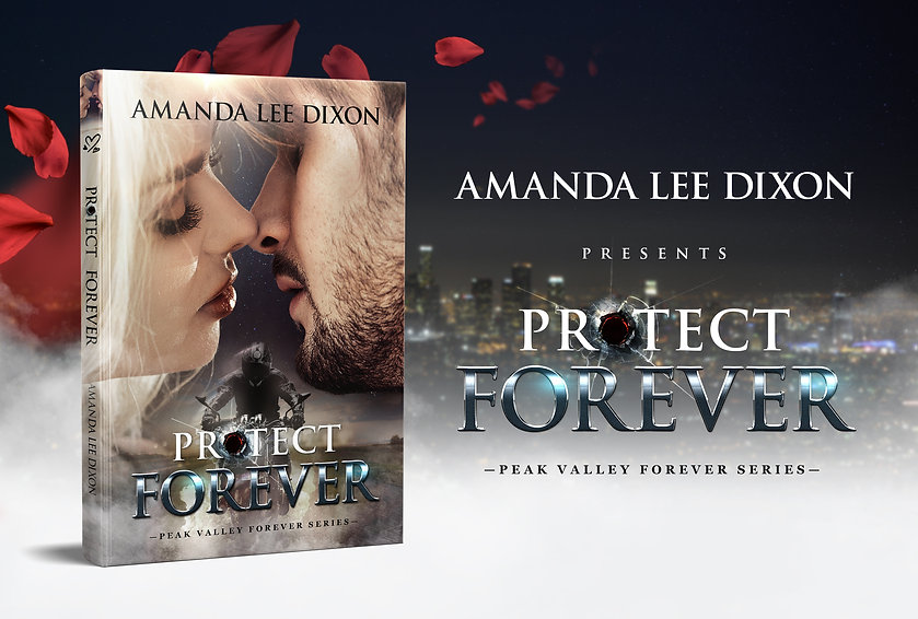 The book Protect Forever_PROMO banner 3.