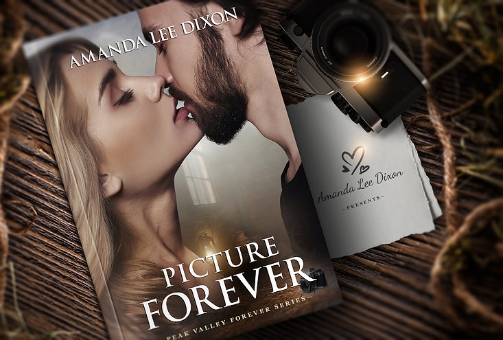 The book Picture Forever_PROMO banner 1.