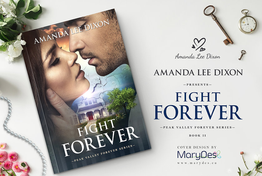 The book Fight Forever_PROMO banner 1.jp