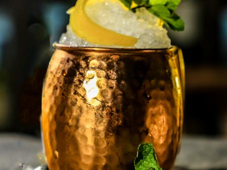 Ginger Lemonade Mule