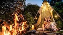 Isabel e Felipe - Ensaio Pré wedding- Bougainville farm_ Caeté