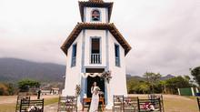 Casamento Camila e Rafael : Catas Altas - MG