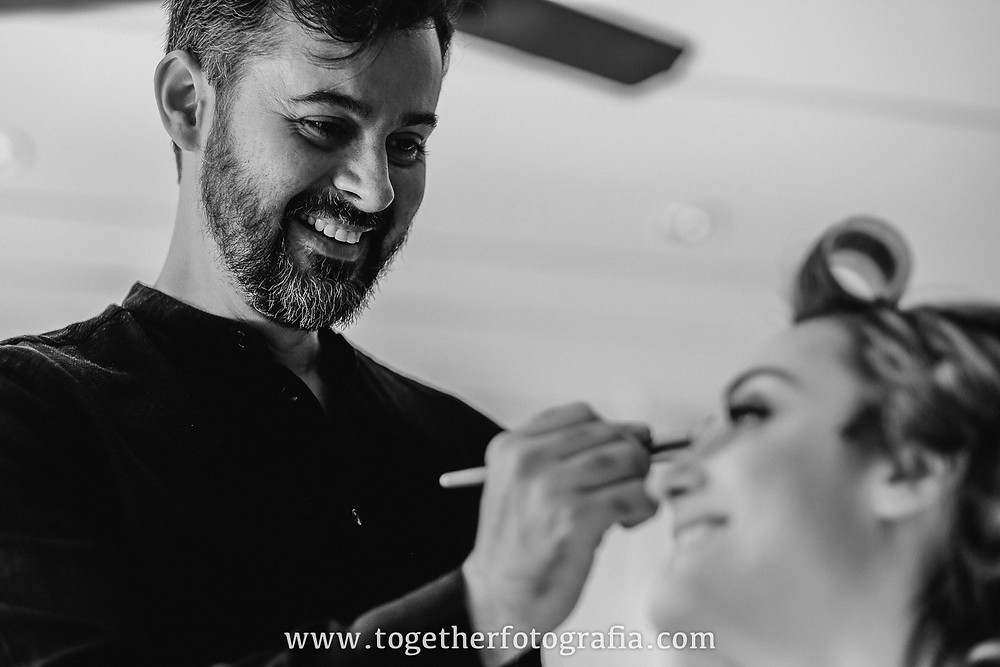 Making Of noivas  Casamento de dia  Casar de dia