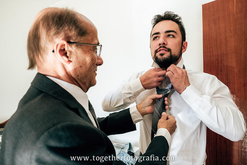 Making Of noivo  Casamento de dia  Casar de dia