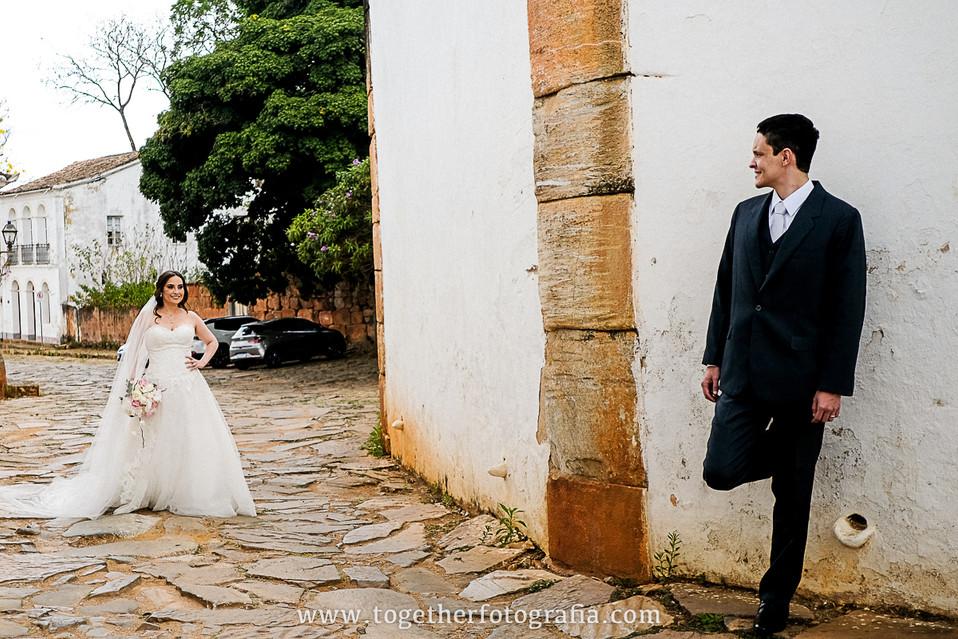 Isabel e Felipe - Pre wedding em Tiradentes - MG
