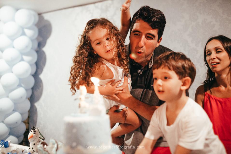 Aniversário Marcela 3 Anos