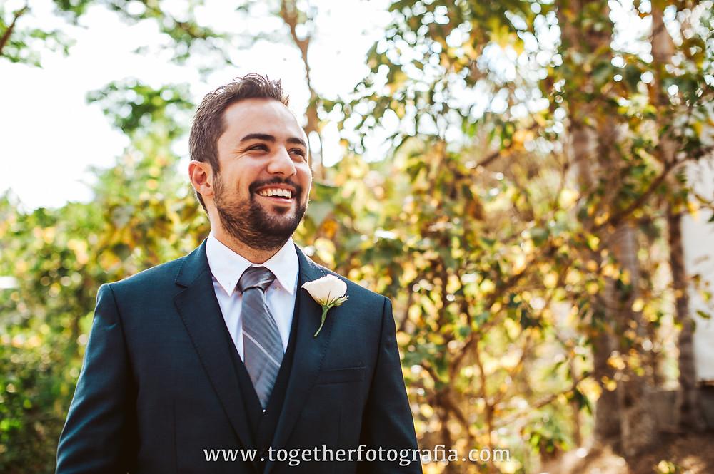 Cerimonia de casamento , Casamento de dia, Together fotografia Noivo