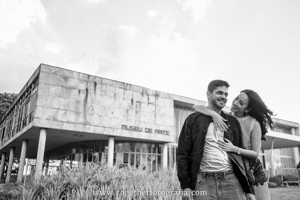 Ensaio Pre Wedding: Rayane e Olimpio.