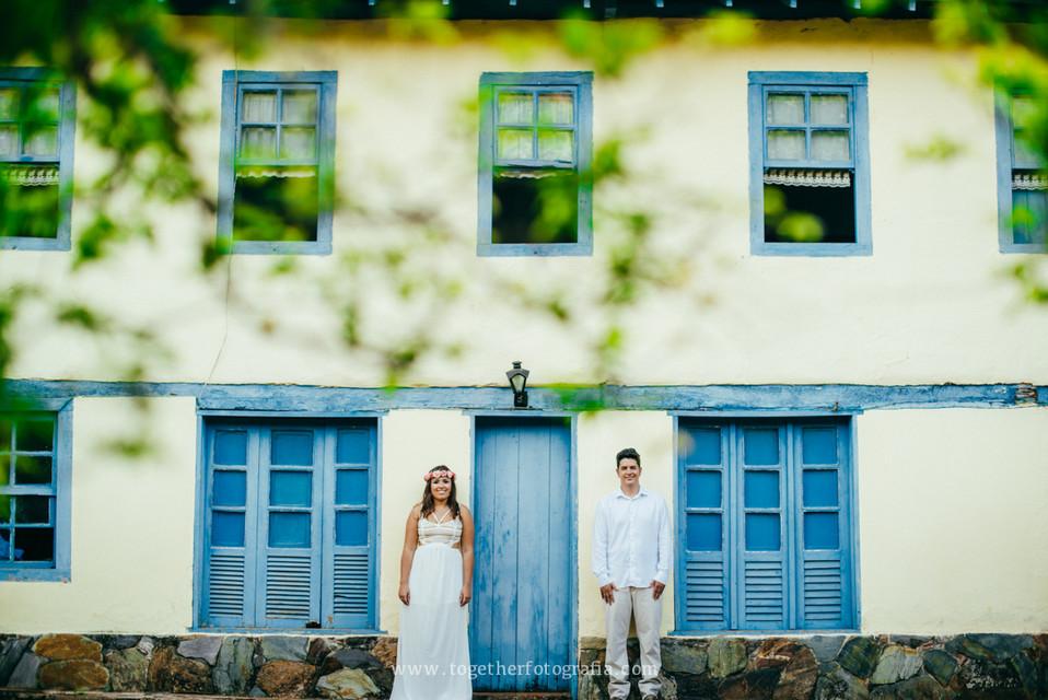 Marina + Arthur : Pré Wedding