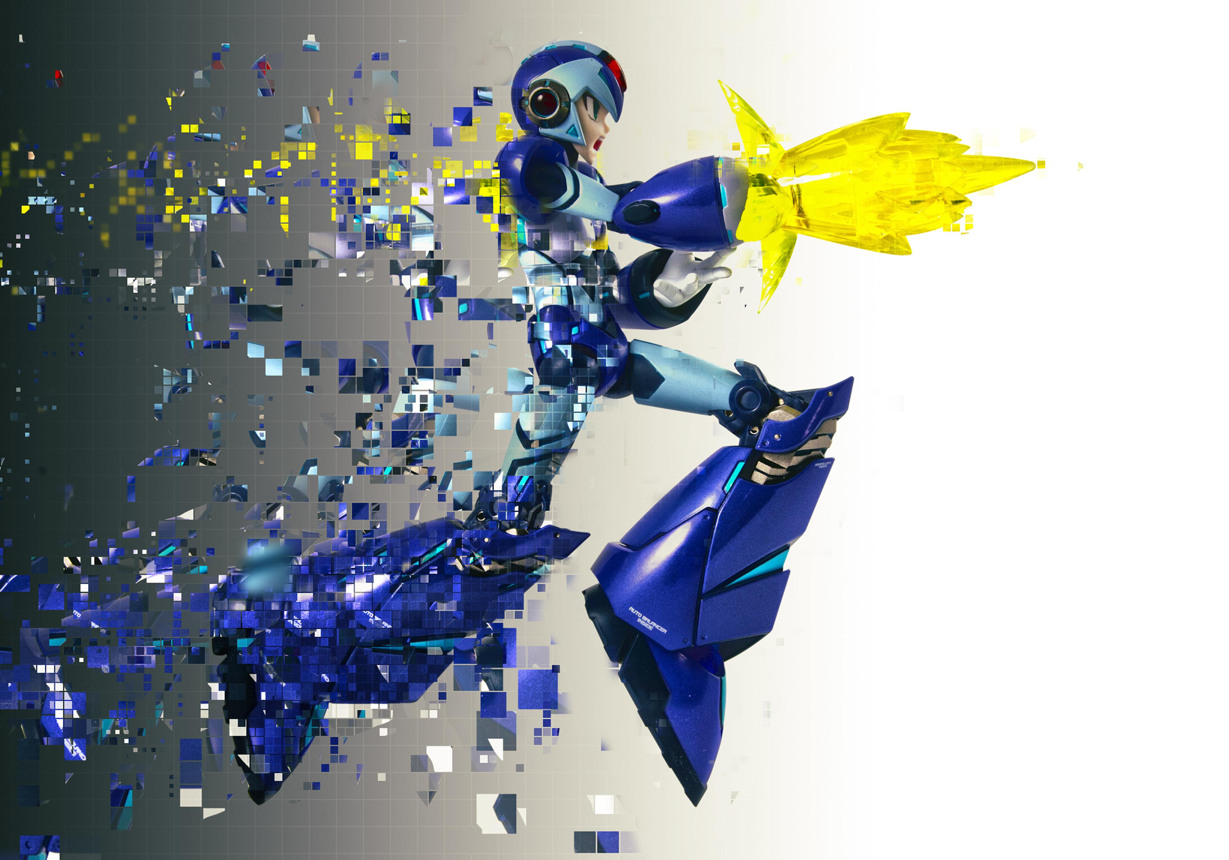 Tabletopography Megaman X