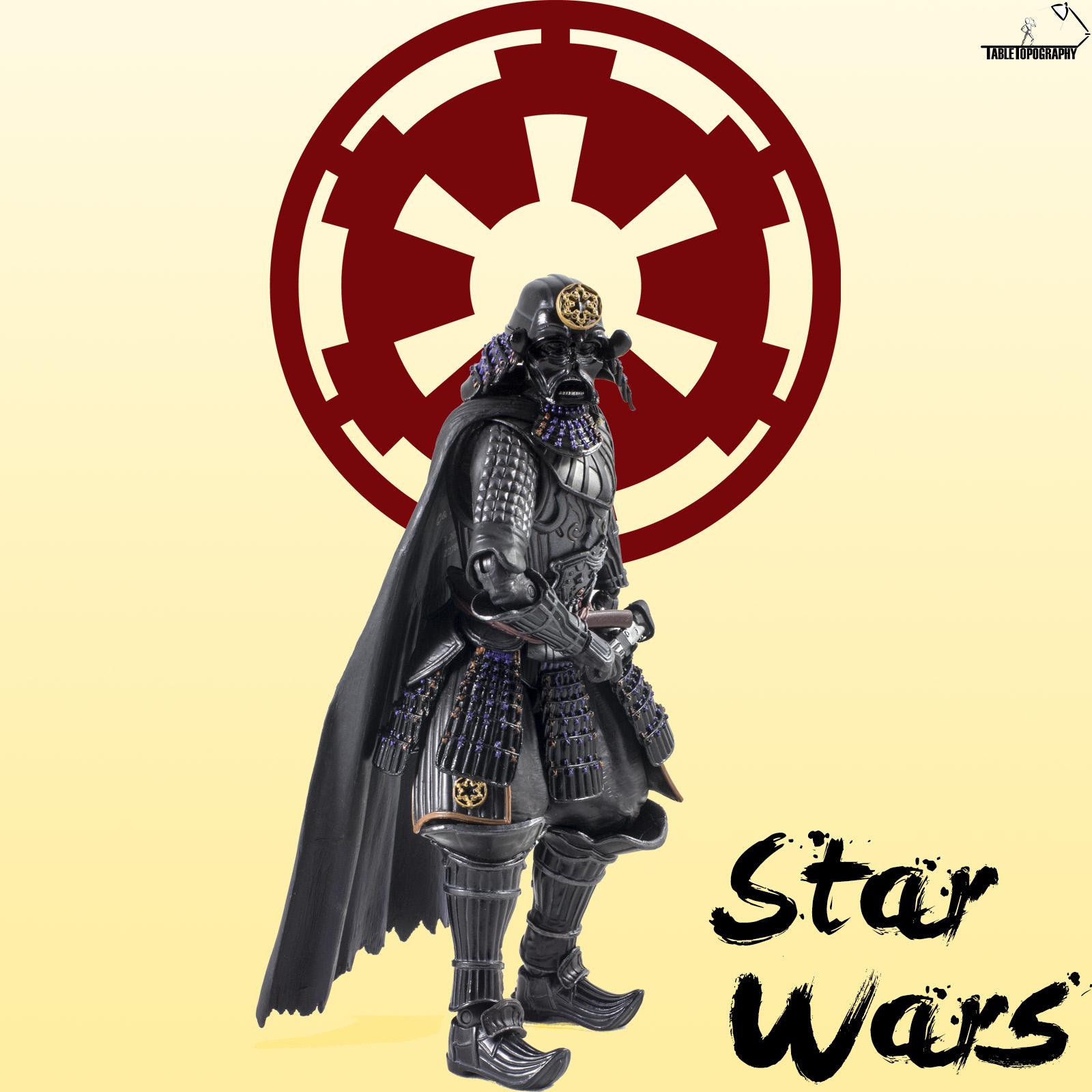 Samurai Vader 1