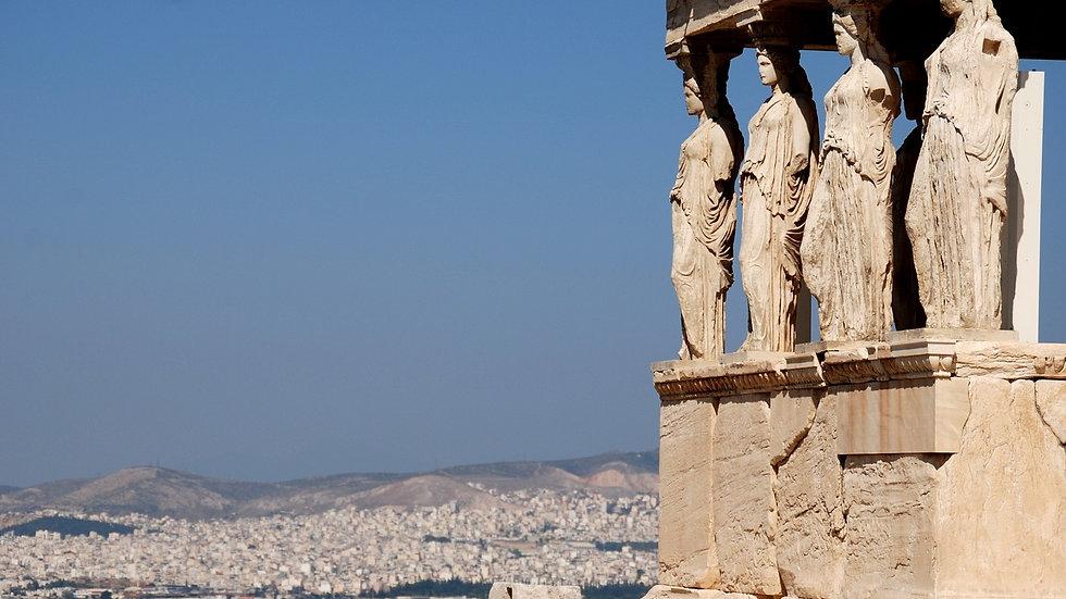 Viaje iniciático a Grecia