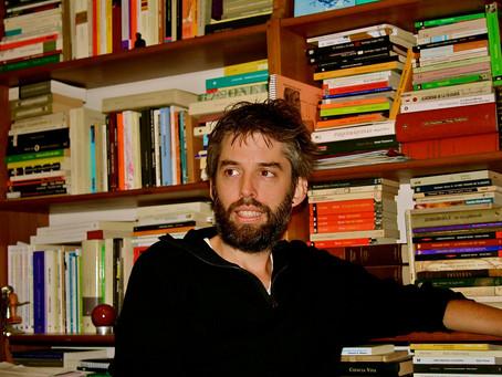 Entrevista a Nacho Bañeras sobre el libro Actitud salvaje en Radio 4 -RNE
