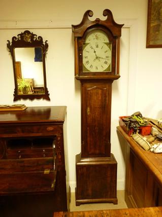 30hr Longcase Clock.