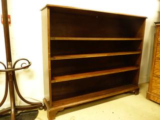 Mahogany Bookcase.
