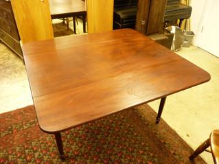 Mahogany Pembroke Table.