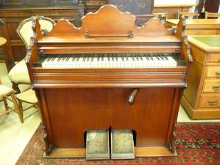 Superb Pedal Organ/Harmonium.