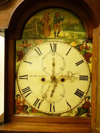 James Rough,8 Day Clock.