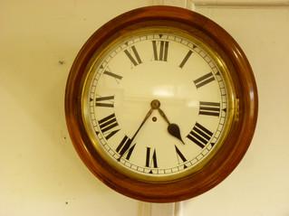 Fusee' Wall Clock.