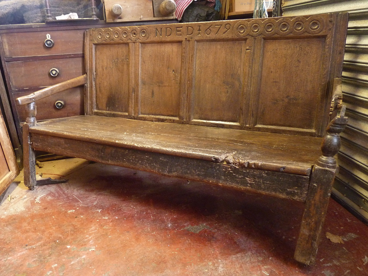 Giles Pearson Antique Country Furniture And Restoration
