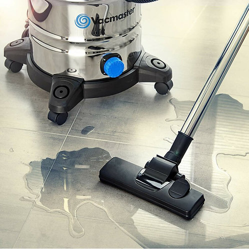 Vacmaster Bagless Cylinder Wet and Dry Vacuum Cleaner