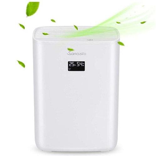 Sancusto Dehumidifier for Home, 2.5L Capacity Compact