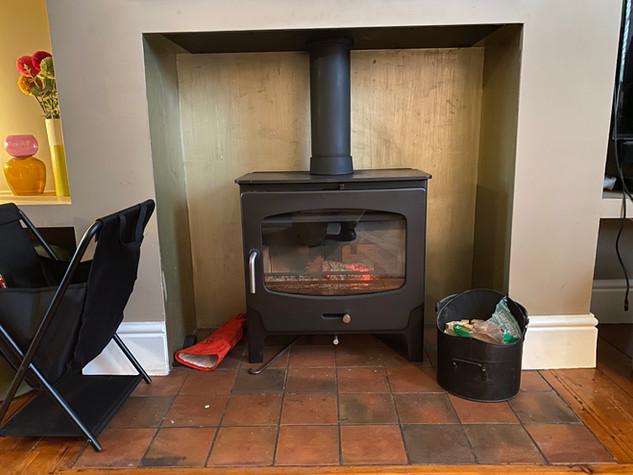 Log Burner Installation Milton Keynes