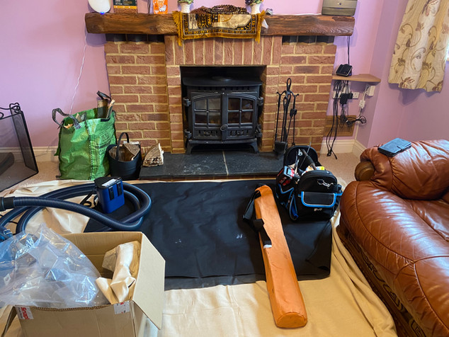 Chimney Sweep Bedford