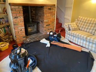 Chimney Sweep Milton Keynes