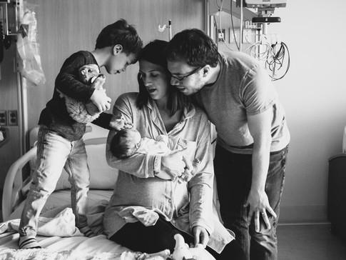 San Jose California Newborn Photographer
