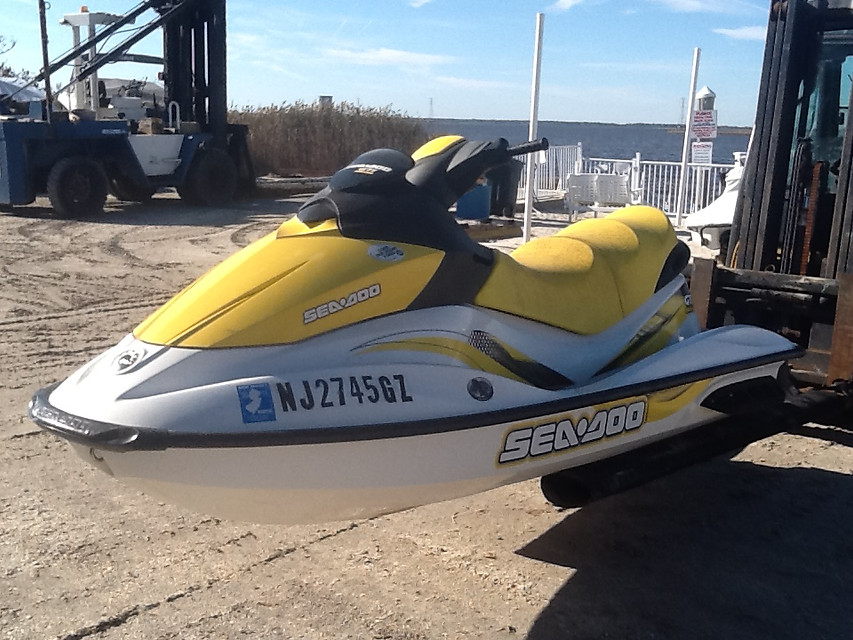 15 2007 SEA Doo GTI S 15 All Action Water Sports
