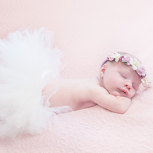 Newborn Photos - MJ