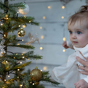 Elsie's Christmas Shoot