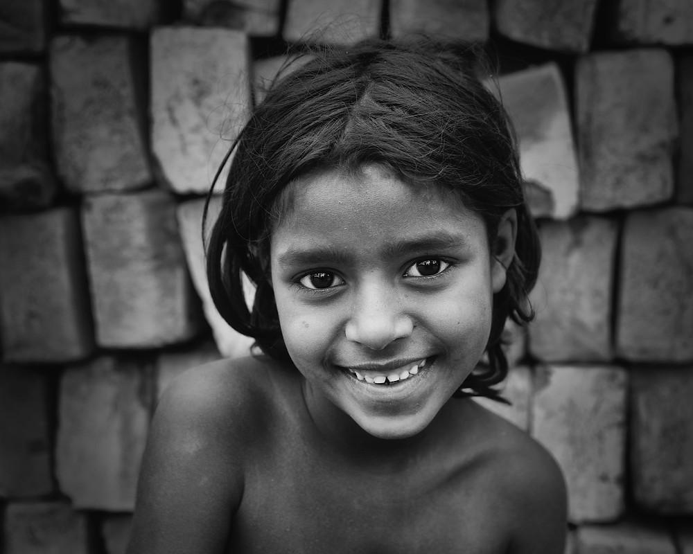 Young Bengali girl