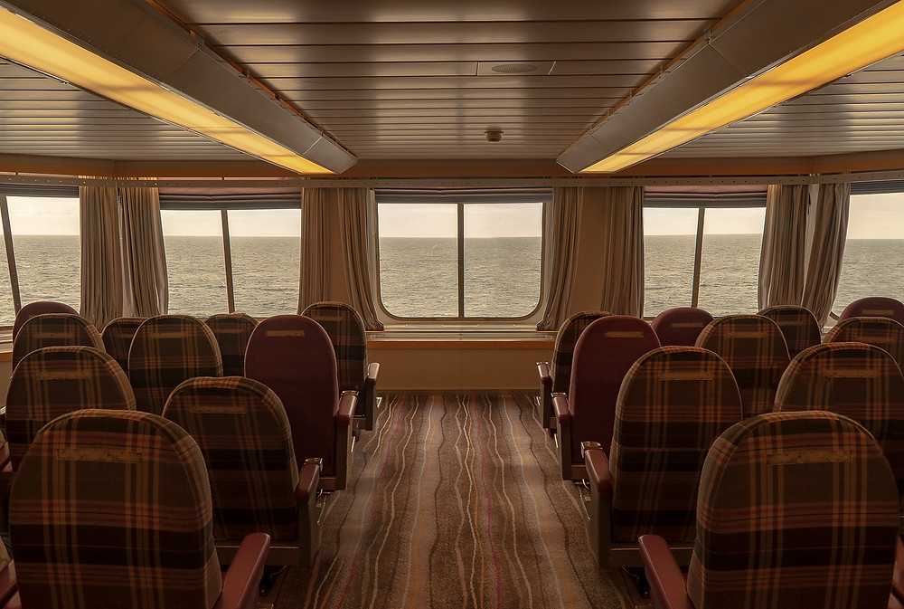 Ferry to France © Samantha Brown