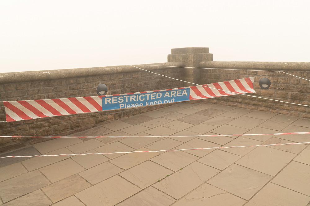 Bristol Restricted Area © Samantha Brown