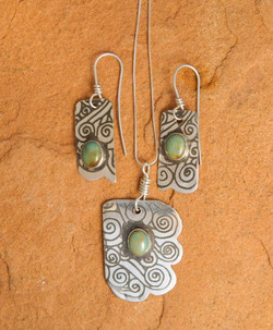 Custom Jewelry,  Earthy, Tribal