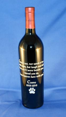 Cosmo bottle