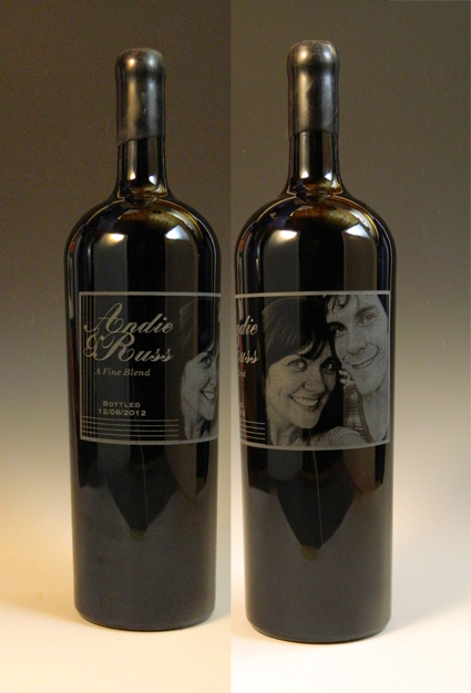 Magnum of Port, A Wedding Gift