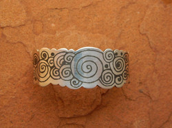 Laughing Waters Ring